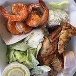 Bild från Mike's Huli Chicken