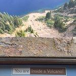 Foto van Crater Lake