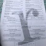 Rhubarb Restaurant Foto