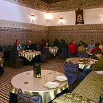 Another dining room, Dar Essalam, Marrakech, Morocco