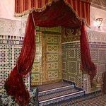 Beautiful tiles, Dar Essalam, Marrakech, Morocco