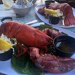 Full Lobster lunch