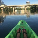 Foto de Congress Avenue Bridge / Austin Bats