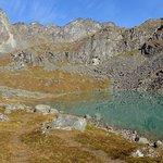 Reed Lakes Trail - Lower Lake