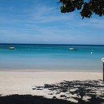 Playa ideal para descansar.