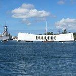 Memorial + Battleship Missouri
