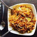 Chow Mein from Dolphin, fresh & delicious