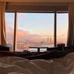Barcelona Sunrise -> Breakfast -> Flight to JFK