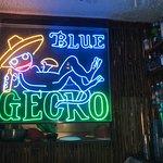 Foto de Blue Gecko Cantina
