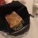 soup taster and bread basket