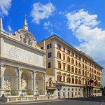 ザ セント レジス グランド ホテル、ローマ