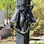 Pro Hart Sculpture