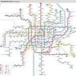 Shanghai Metro Map