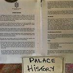 Photo de The Palace Hotel Restaurant