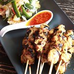 Lanterne Rooms | Chicken Satay | September 2018