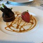 Moelleux au chocolat … praliné
