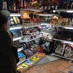 Bargain shop,in MBK