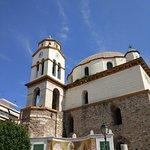 Храм и мозаика