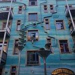Bilde fra Kunsthofpassage