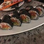 sushi - spicy tuna