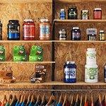 Nutrition sportive, compléments alimentaires