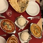 Fotografie: Indian and nepalese restaurant buddha