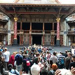 Shakespeare's Globe Theatre Foto