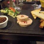foie gras delicieux