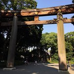 Foto van Meiji Jingu