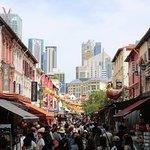 Vibrate China Town
