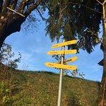 Wander und Mountainbike Wege
