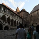 Bild från Castelul Corvinilor