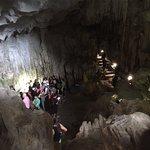 スンソット洞窟の写真