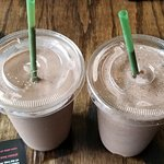 Ywon't find a better vegan shake anywhere!