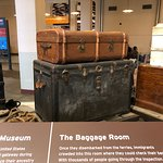 Bild från Ellis Island