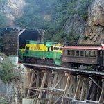 Foto di White Pass & Yukon Route Railway