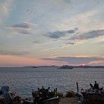 Sunset scenss