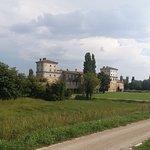 Palazzo S. Giacomo (Russi, RA): scorcio