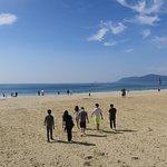 海雲台ビーチの写真