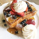 SUMMERTIME FRENCH TOAST