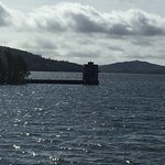 View from boat on Windermere