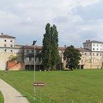 Palazzo S. Giacomo (Russi, RA): veduta posteriore