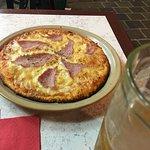 God sten ovnsbakt Pizza til hyggelig pris