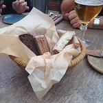 хлеб собственного приготовления