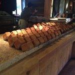 хлеб из пекарни