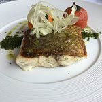 Grilled Loin of Corvina