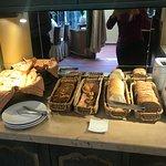 Lacking Breakfast Buffet
