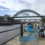 A Short Walk to the Quayside.