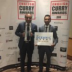 Best Restaurants in Brimingham by English curry AWARD 2018 :)