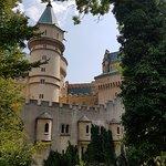 صورة فوتوغرافية لـ قلعة بوجنيس